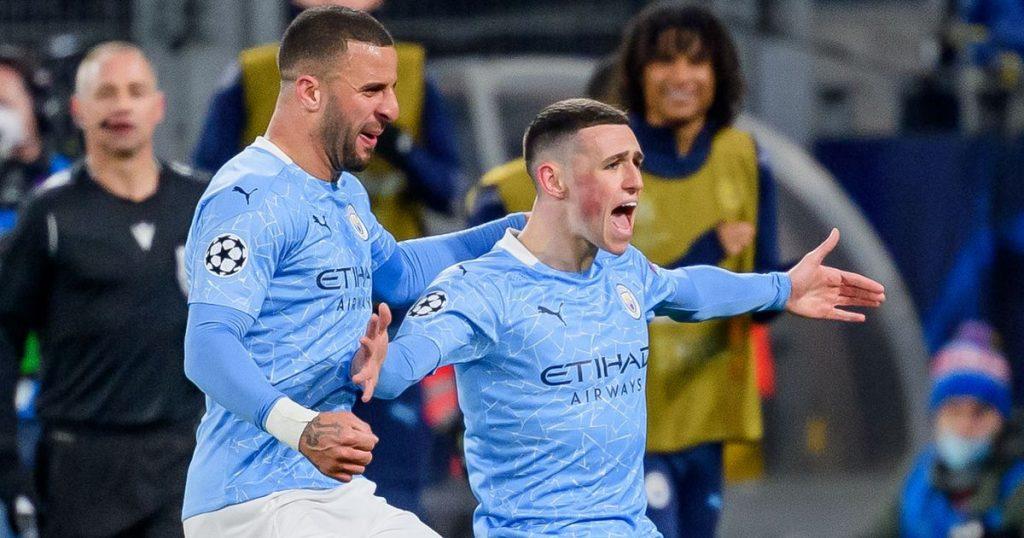 Guardiola mengatakan kemenangan Liga Champions Manchester City atas Dortmund adalah saat Phil Foden tumbuh dewasa