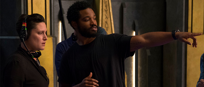 Black Panther II Still Shooting in Georgia