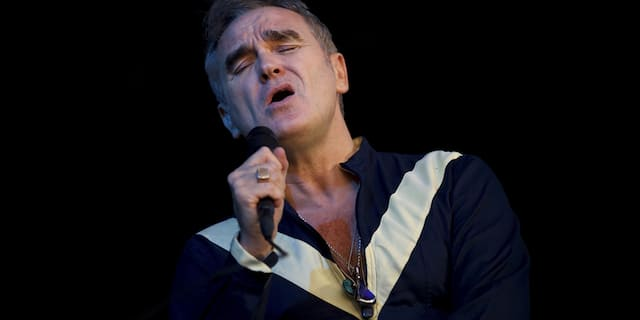 Morrissey menangkap The Simpsons setelah dia diejek di acara itu minggu ini.