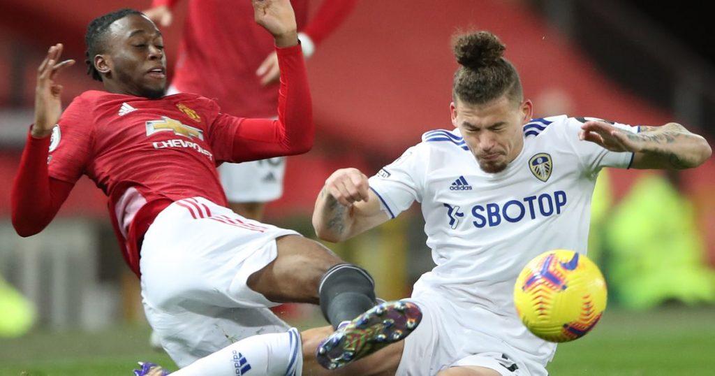 Calvin Phillips harus menutupi kebenciannya pada Manchester United dalam latihan pekan ini