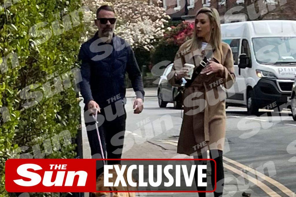 Ryan Giggs menemukan cinta dengan model pakaian dalam saat mantan bintang Manchester United itu menghadapi pengadilan karena menyerang dua wanita