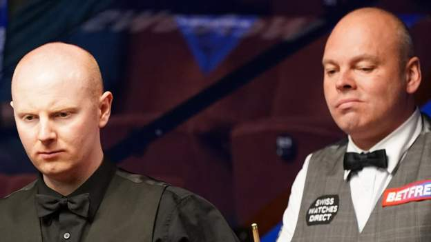 Kejuaraan Snooker Dunia: Anthony McGill, Stuart Bingham, 9-7, Keren Wilson dan Neil Robertson memimpin 8-8