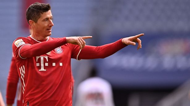 Chelsea tertarik pada Robert Lewandowski