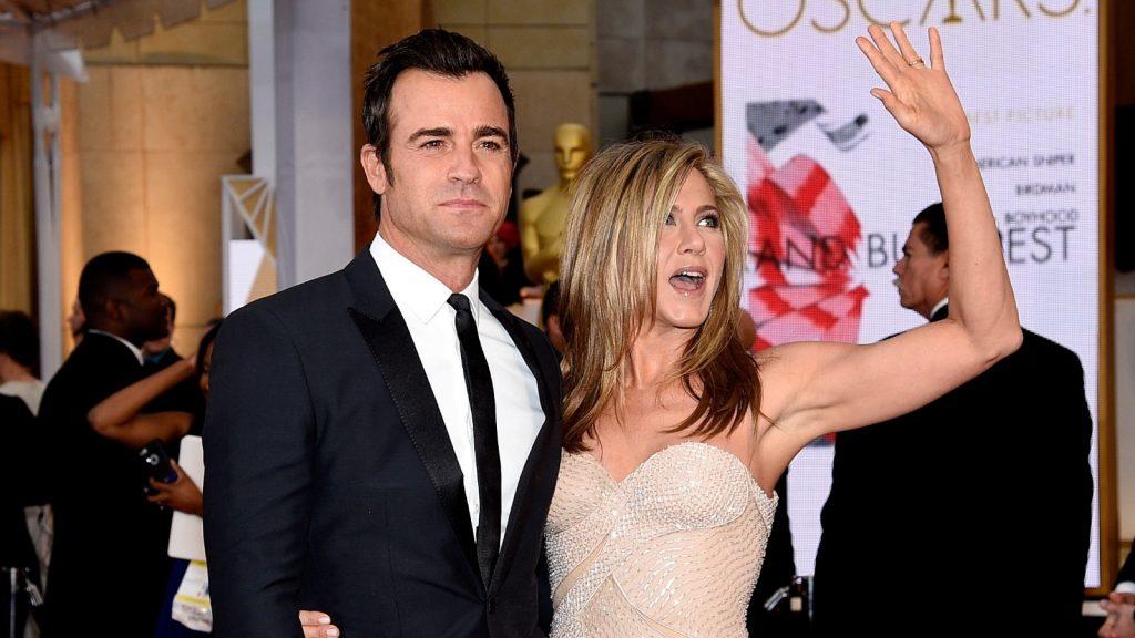 Justin Theroux terbuka tentang hubungannya dengan Jennifer Aniston