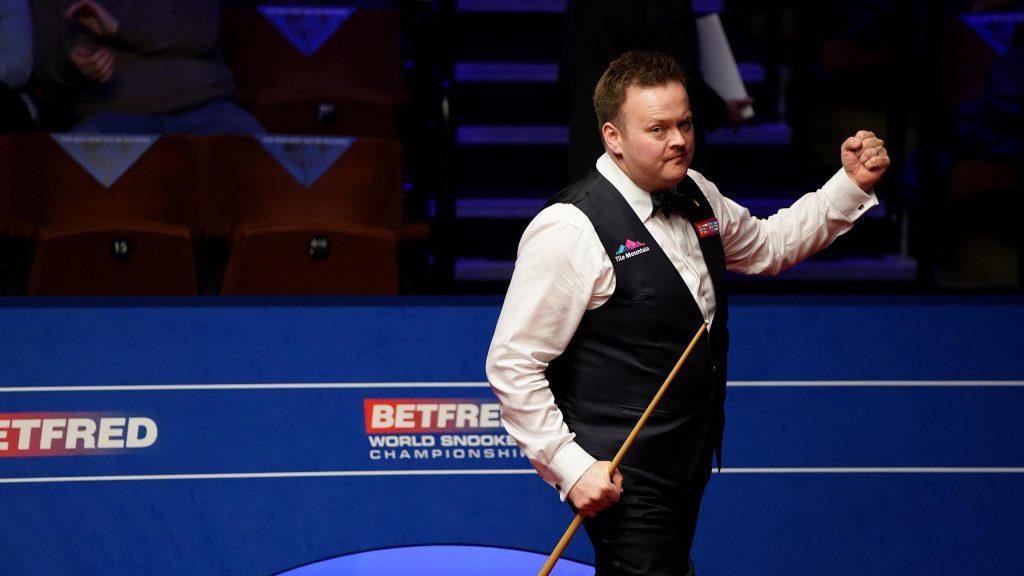 Kejuaraan Snooker Dunia 2021 - Sean Murphy membela kembalinya Judd Trump ke kualifikasi semifinal