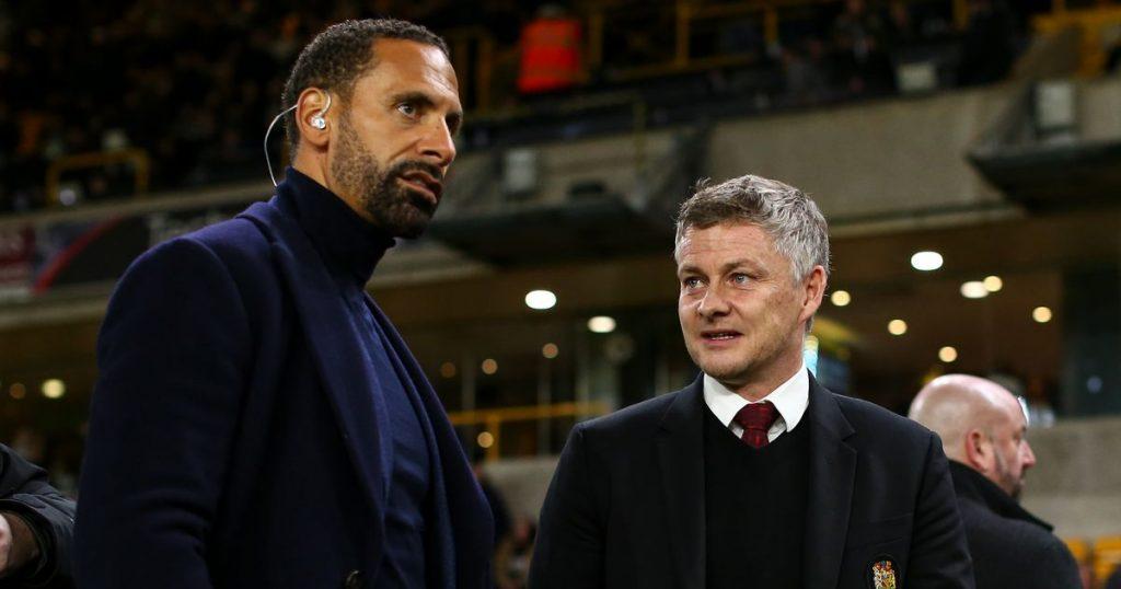 Rio Ferdinand menyerang Manchester United atas apa yang dia lakukan setelah runtuhnya Liga Eropa