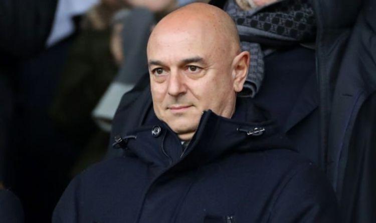 Presiden Tottenham Daniel Levy menawarkan pekerjaan manajer untuk mantan kandidat Manchester United dan Everton |  Sepak bola  olahraga
