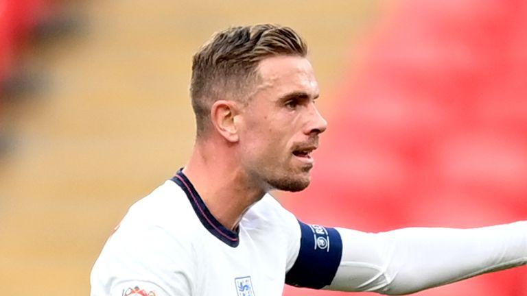 Gareth Southgate berharap untuk memasukkan Jordan Henderson ke dalam skuad Euro 2020 Euro
