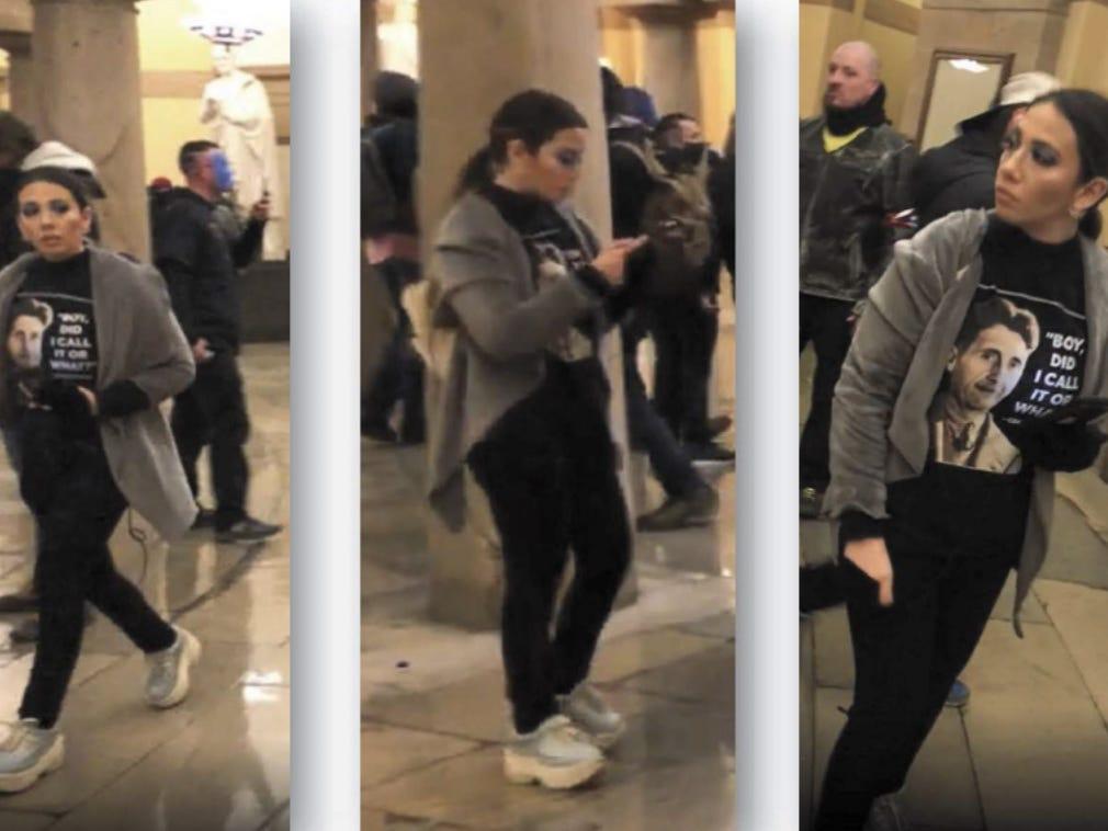 Seorang peserta kerusuhan Capitol berpendapat bahwa dia diizinkan masuk ke gedung pada 6 Januari karena dia melihat jam buka online dan mengatakan itu buka.
