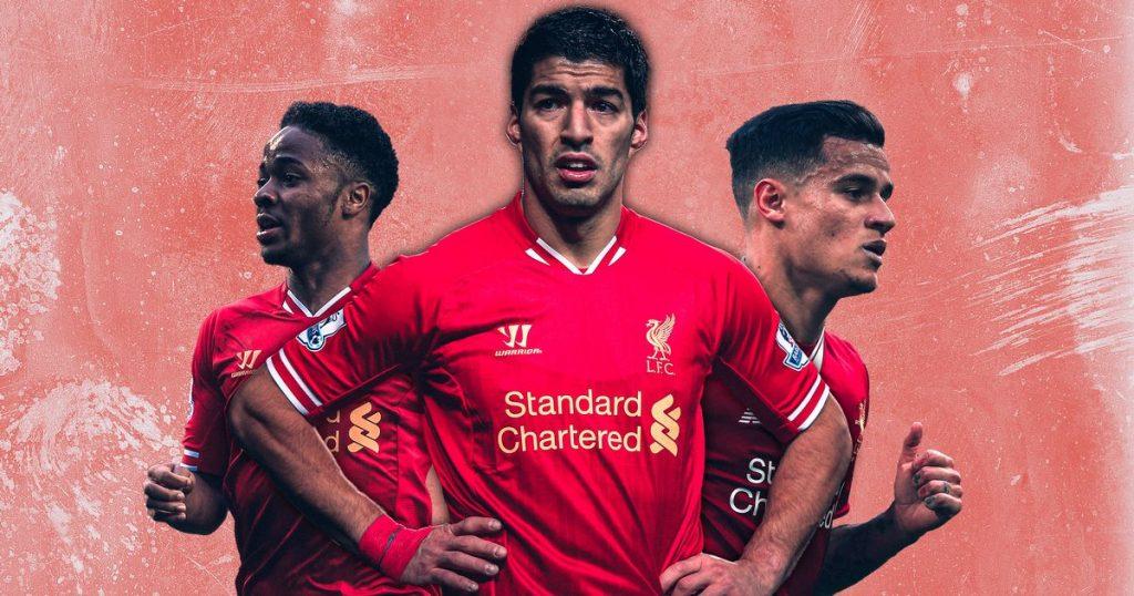Philippe Coutinho dan Luis Suarez bergabung dengan nama tak terduga dalam daftar transfer Liverpool ا