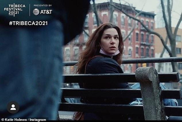 FOTO LEBIH BANYAK: Film ini juga dibintangi oleh Eve Lindley dan Mitzi Akaha (foto) saat Jamieson Baker menulis naskah dan mengarahkan