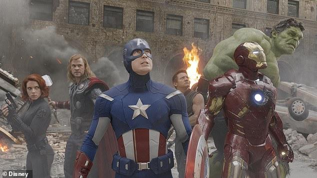 Mereka semua adalah bagian dari Avengers: Gambar itu jelas dimaksudkan untuk menambahkan bahan bakar ke dalam api dalam perdebatan tentang Chris yang terbaik dari Marvel Cinematic Universe.