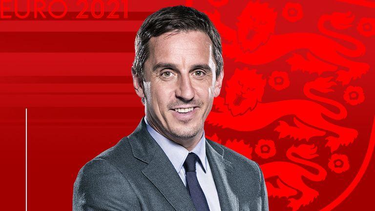 Gary Neville Euro 2020