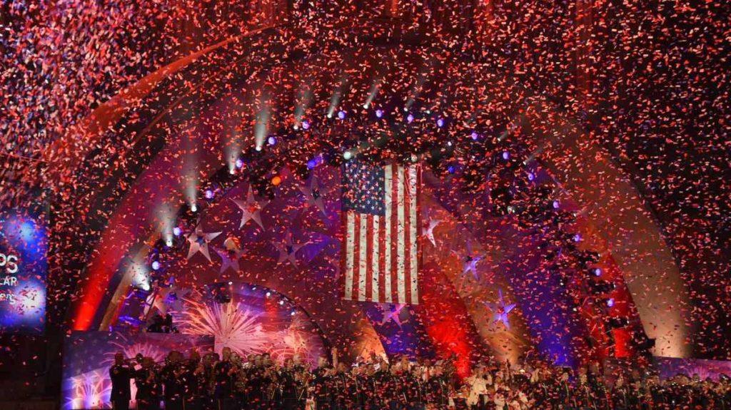Boston Pops 4 Juli Pertunjukan Pindah Ke Tanglewood Dengan Penggemar Terbatas Yang Hadir