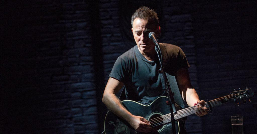 Bruce Springsteen akan kembali ke Broadway pada bulan Juni