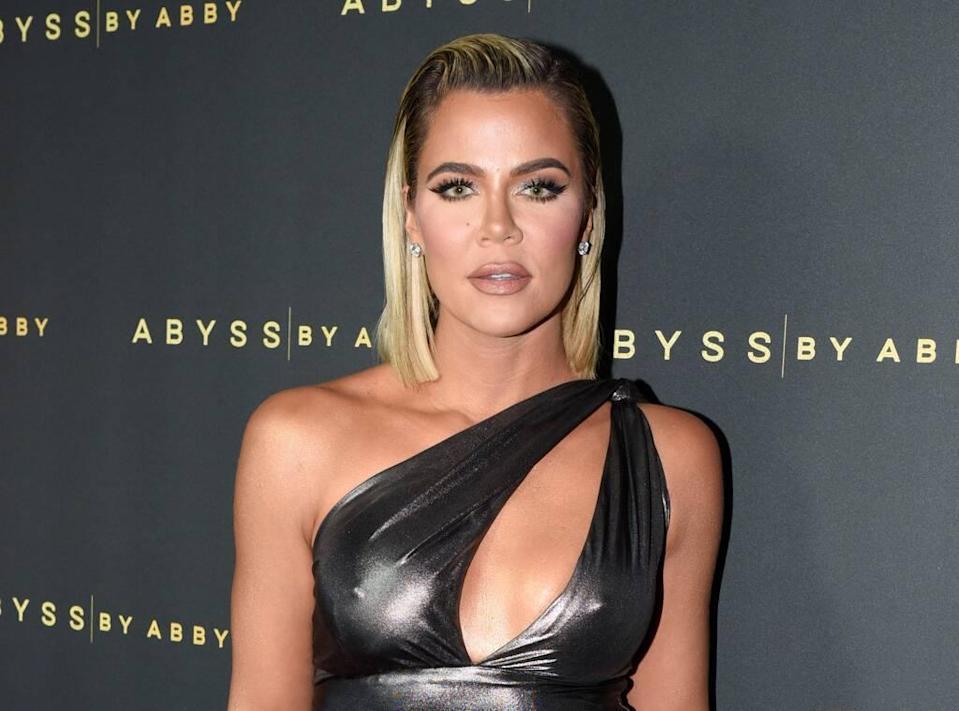 Khloe Kardashian, Pesta Peluncuran Koleksi Arabian Nights