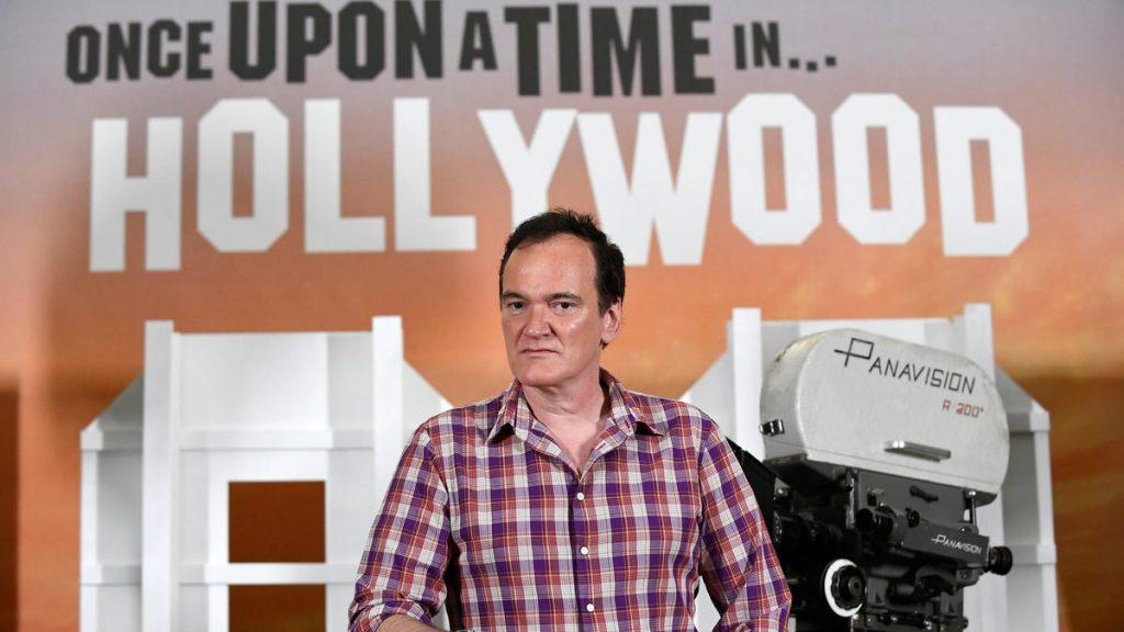 Quentin Tarantino pensiun setelah satu kali ... di Hollywood