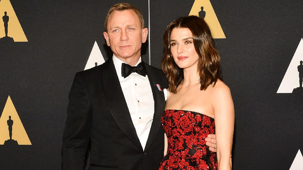 Rachel Weisz memiliki janda kulit hitam yang tangguh - 007 berbicara dekat dengan suaminya Daniel Craig - Hollywood Reporter