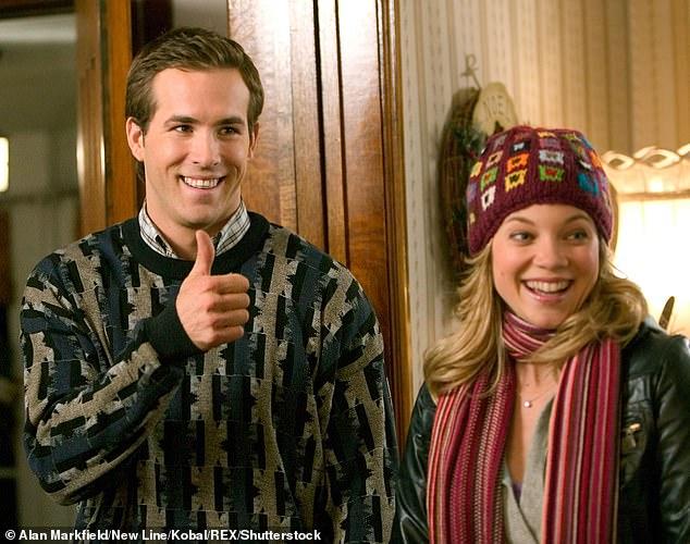Komedi Natal: Ryan dan Amy Smart muncul di film komedi romantis Natal tahun 2004 Just Friends
