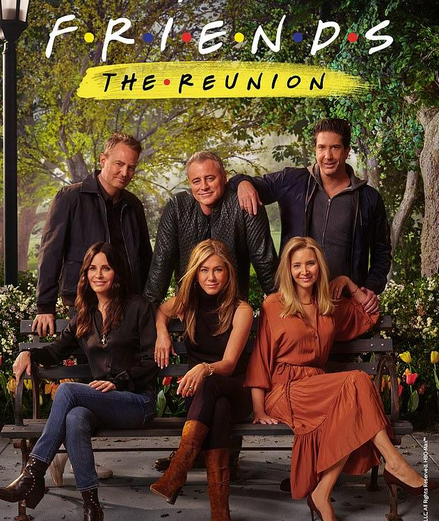 'Penuh emosi': Enam bintang baru-baru ini kembali bersama di layar di acara reuni teman HBO Max yang sangat dinanti.